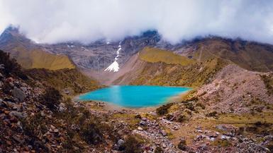 The Salkantay Trek & Machu Picchu tour