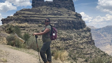 Tour Guide Spotlight: Introducing Corina Nanci Duran Ttito