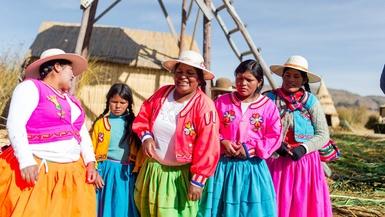 The Peru Express: Peru's Best Tour!