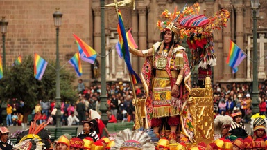 What is Peru's Festival of the Sun?