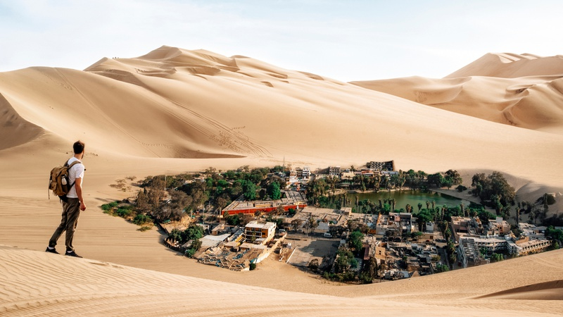 Join us in Peru's Oasis
