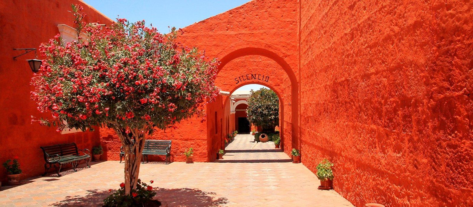Arequipa City Tour & Santa Catalina Convent & Juanita Museum