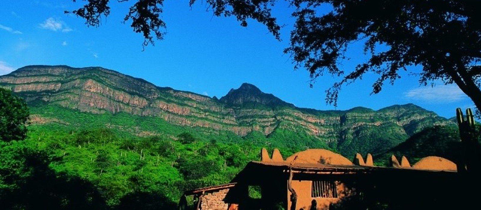 Chaparri Ecological Reserve