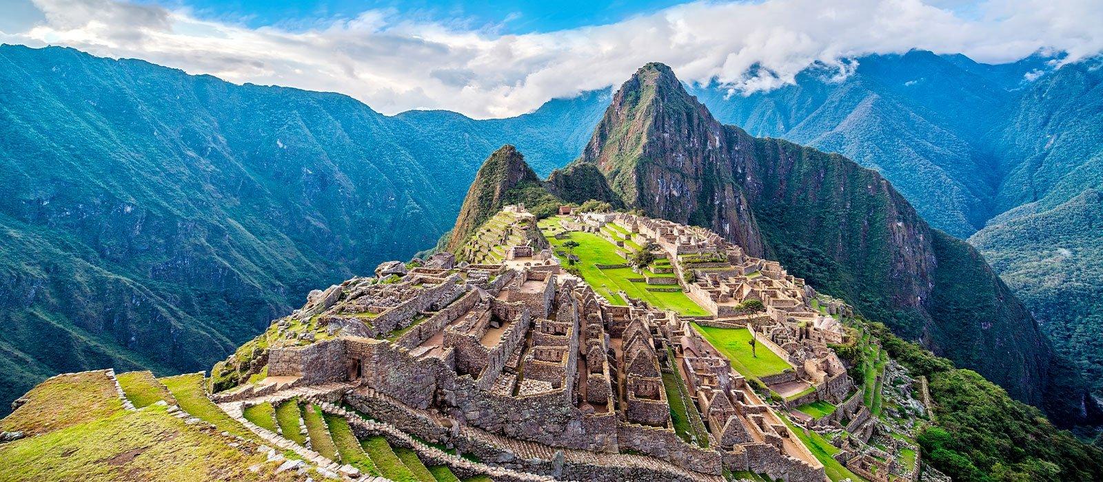 Classic Inca Trail Trek to Machu Picchu