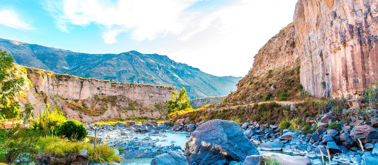 Colca Canyon & Andean Culture