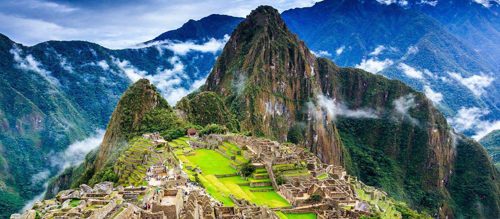 Colours of Perú