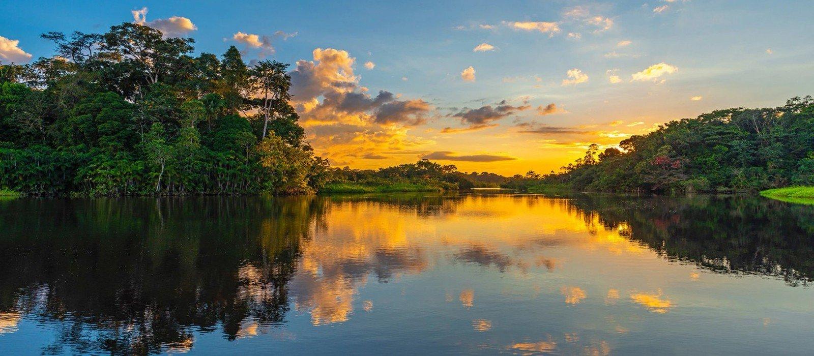 Delfin II Amazon River Cruise