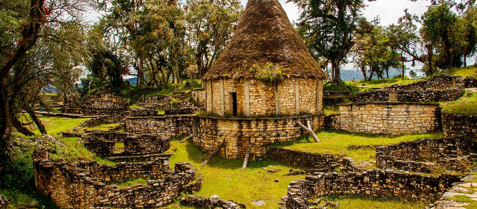 Discover Chachapoyas
