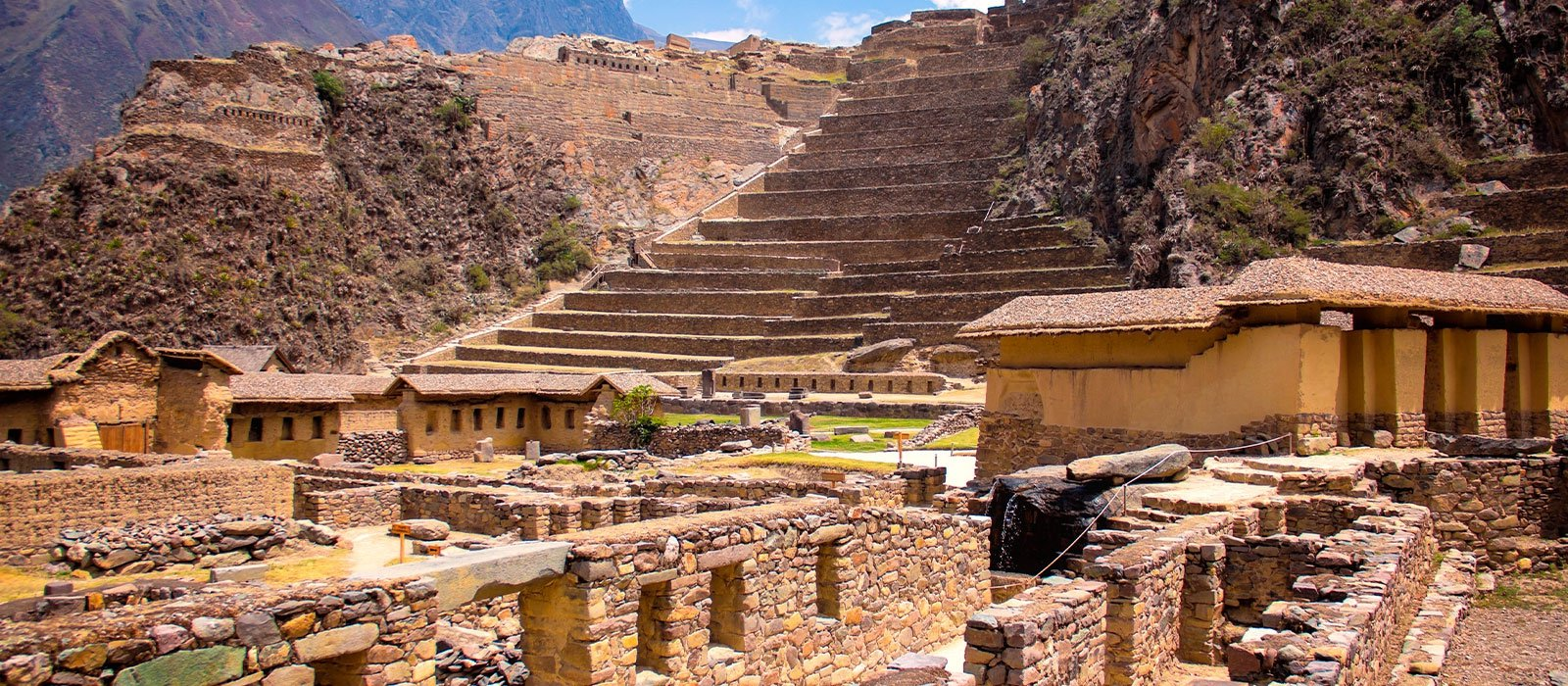 Exploring the Sacred Valley