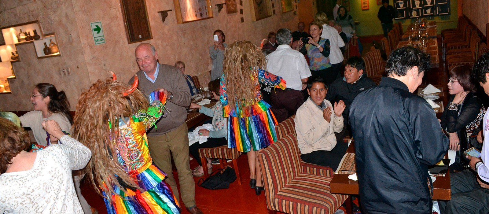 Folklore Show and Dinner