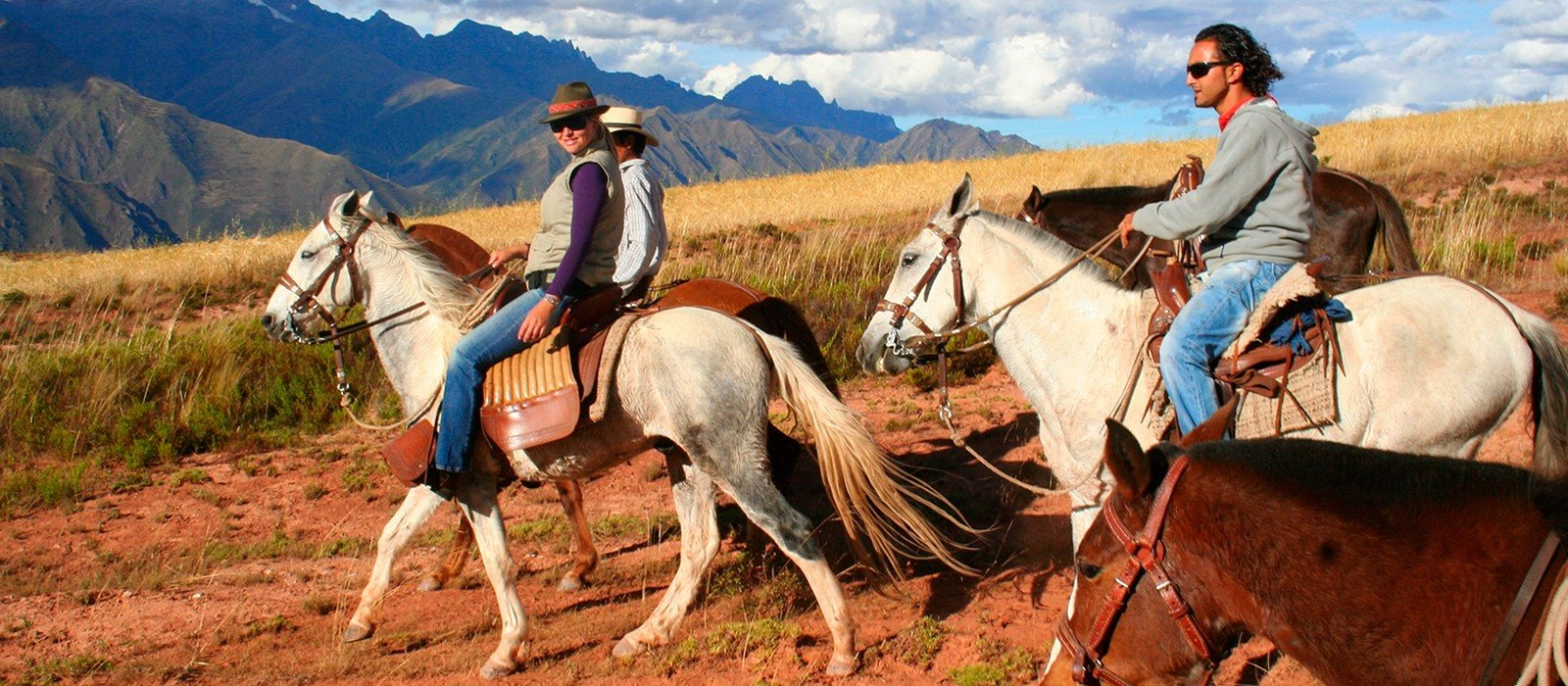 Horse Riding to Four Ruins in Cusco