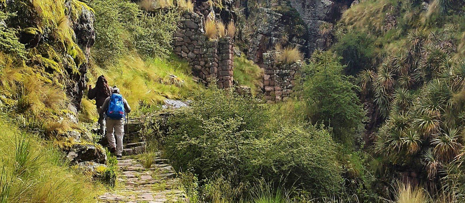 Huchuy Qosqo Hike