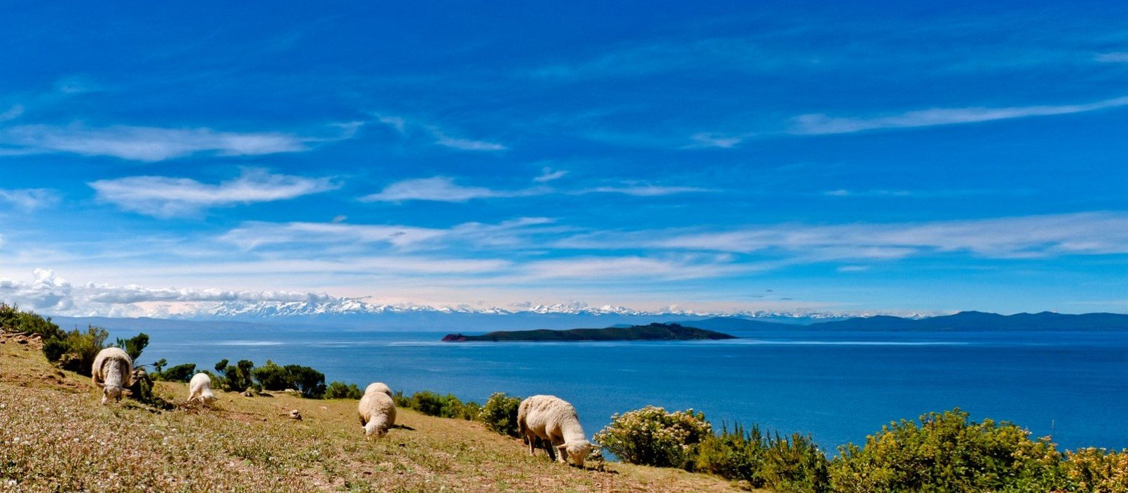 Isla del Sol and the Communities of Lake Titicaca