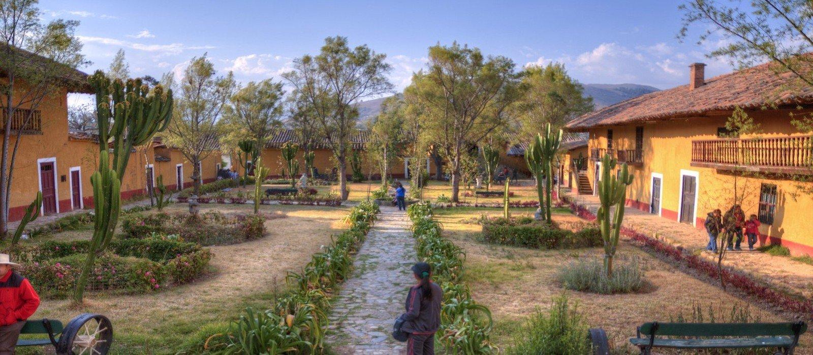 La Collpa Hacienda Tour