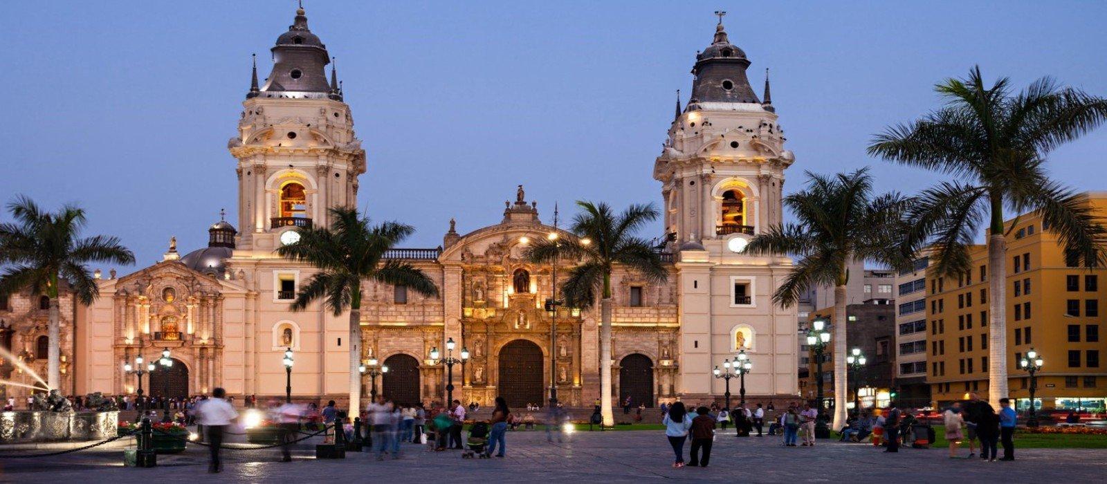 Lima City Tour and Casa Aliaga