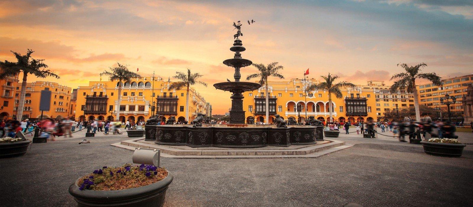 Lima City Tour and Pachacamac Temple
