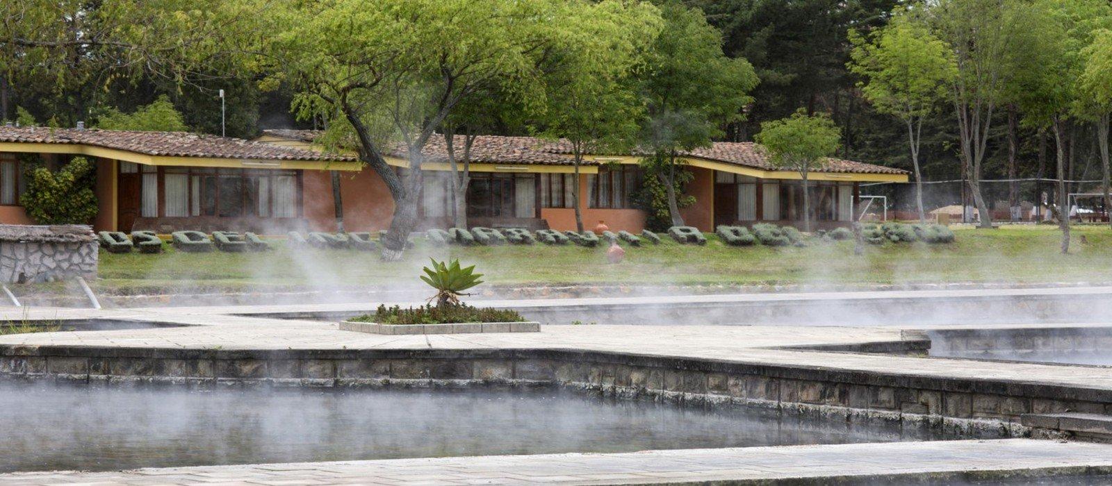 Los Baños del Inca Tour