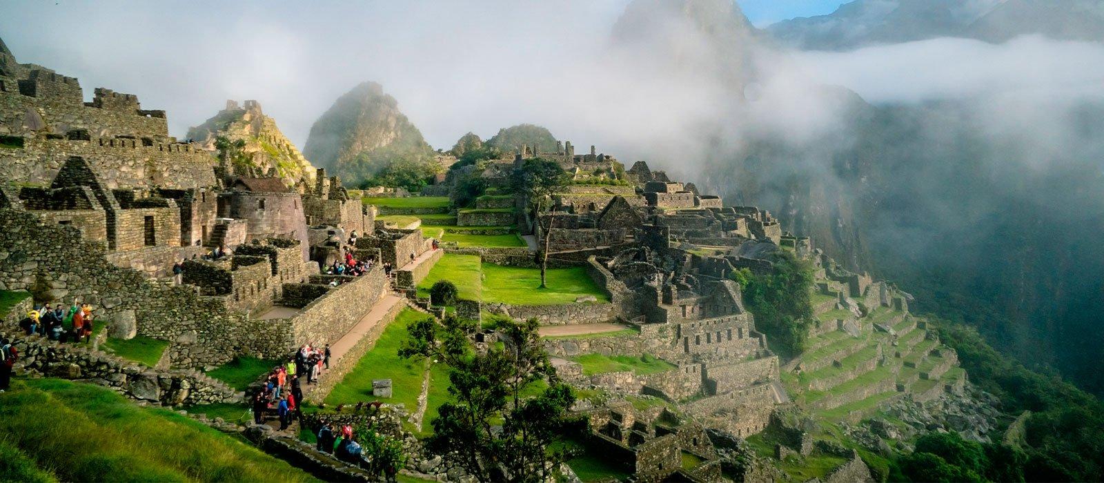 Machu Picchu in One