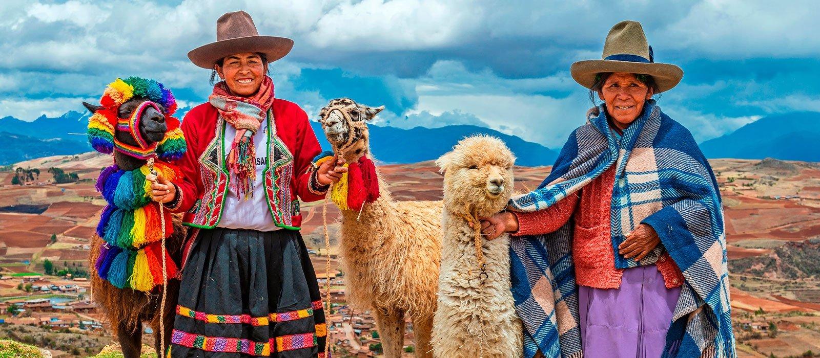 Sacred Land of the Inca