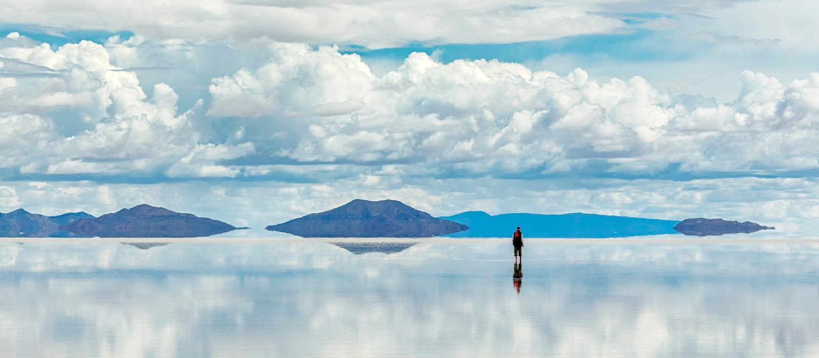 Salar de Uyuni and Atacama Desert