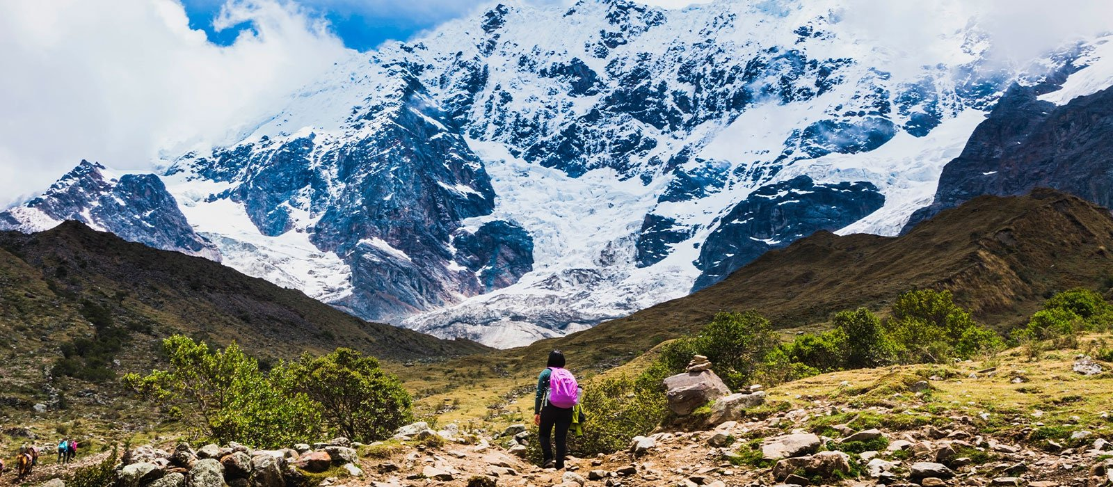 Salkantay Trek and Inca Trail to Machu Picchu