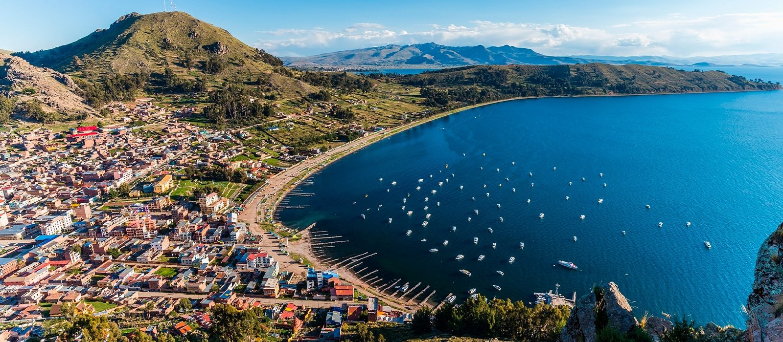 Sun Island, La Paz & Uyuni
