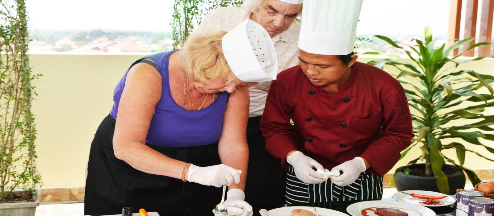 Taste of Peru Experience and Traditional Lunch