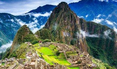 Sacred Land of the Incas