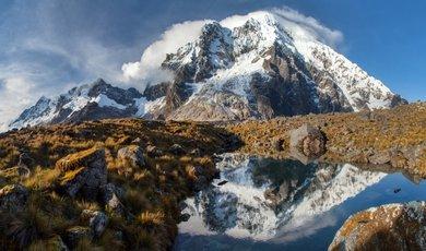Salkantay & Inca Trail to Machu Picchu